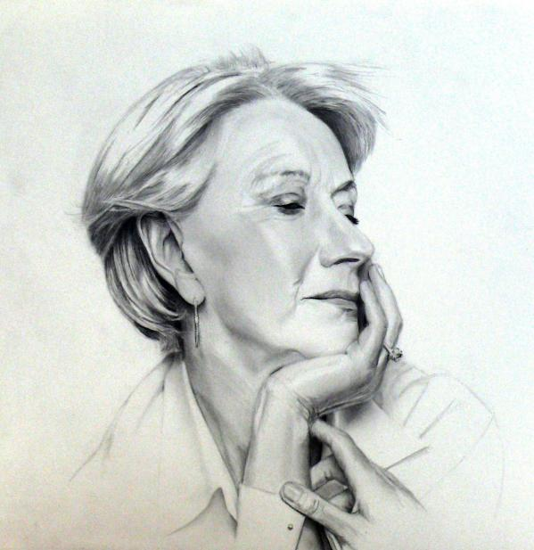 Helen Mirren by akalinz